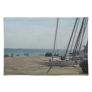 Strand för Ft Lauderdale Bordstablett