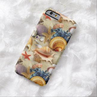Strand Sheashells Barely There iPhone 6 Skal