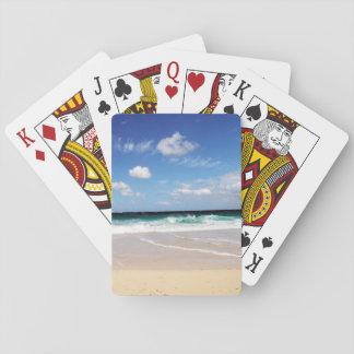 Strand Spel Kort