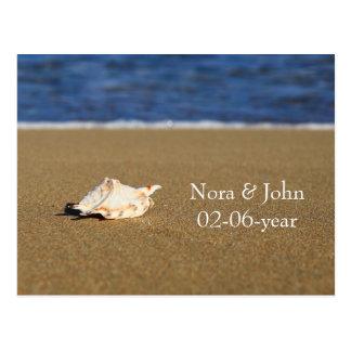 strandbröllop OSAkort Vykort