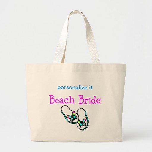 Strandbrudtoto Tote Bag