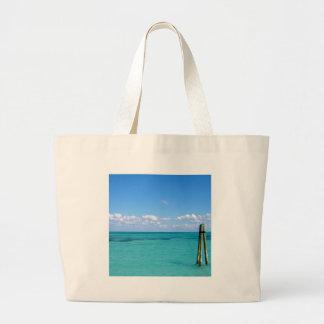 StrandDriftin hav Tygkassar