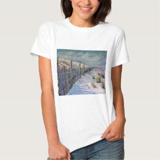 Stranden går t-shirts