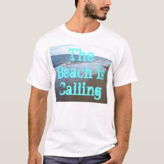 Stranden kallar skjortan CricketDiane för T-shirts