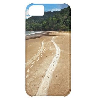 stranden spårar iPhone 5C fodral