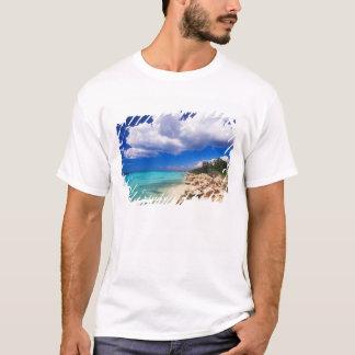 Stränder Barahona, Dominikanska republiken, 2 Tee Shirt
