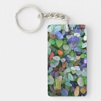 Strandexponeringsglas Nyckelring