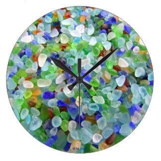 Strandexponeringsglas Stor Klocka
