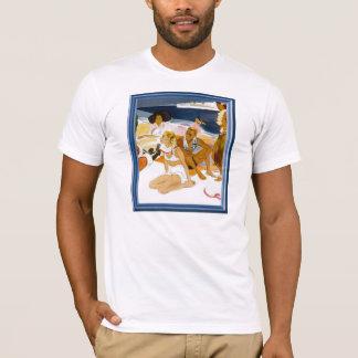 Strandparty T-shirts