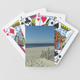 Strandskönhet Spelkort