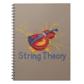 Stränga teorin anteckningsbok