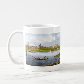 Strehla av Carl Wilhelm Arldt 1840 Kaffemugg