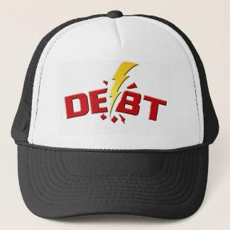 Strejkan besegrar skuld truckerkeps