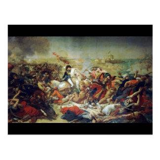 Strid av Abukir Juli 25 1799 av Antoine-Jean Gros Vykort
