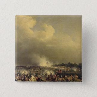 Strid av Boussu, 3rd November 1792, 1845 Standard Kanpp Fyrkantig 5.1 Cm