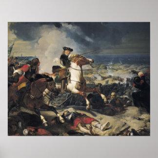 Strid av dynerna, 14th Juni 1658, 1837 Poster
