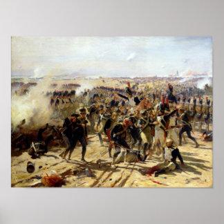 Striden av Essling, maj 1809 Poster