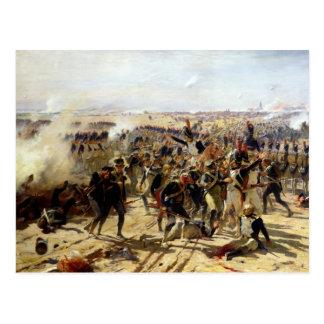 Striden av Essling, maj 1809 Vykort