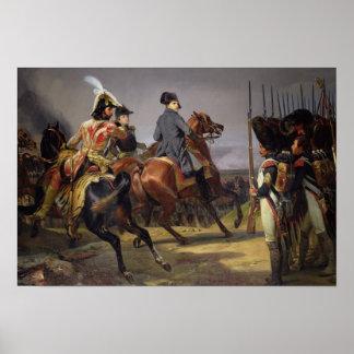 Striden av Iena, 14th Oktober 1806, 1836 Poster