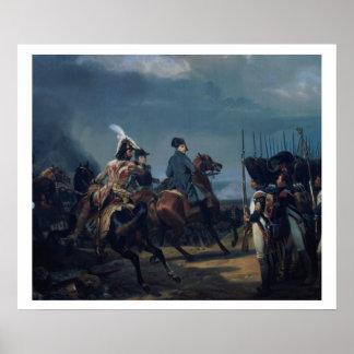 Striden av Iena, 14th Oktober 1806 (för specificer Poster
