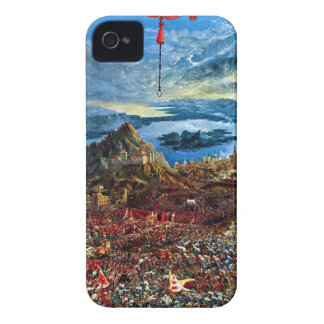 Striden av Issus av Albrecht Altdorfer Case-Mate iPhone 4 Case