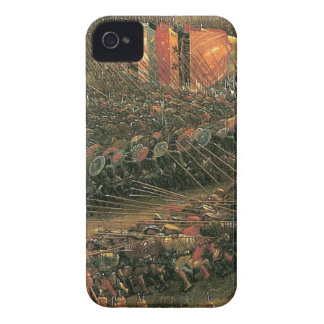 Striden av Issus (fragmentet) Albrecht Altdorfer iPhone 4 Case