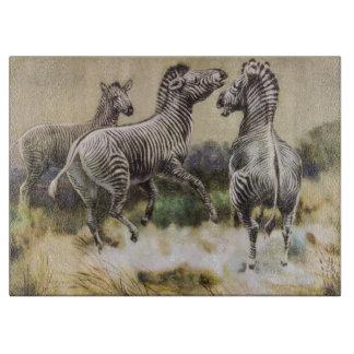 Stridighetsebradjur - vintageillustration