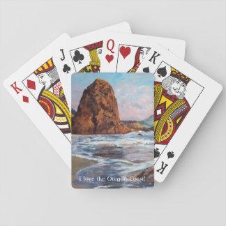 Stridstenstrand Oregon Casinokort