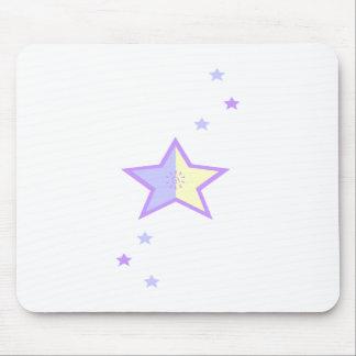 Strömma stjärnan mus mattor