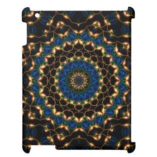 Strömmer av ljus Mandala iPad Skydd