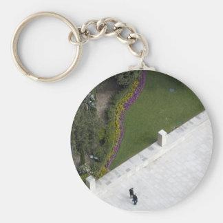 Strosa Keychain Rund Nyckelring
