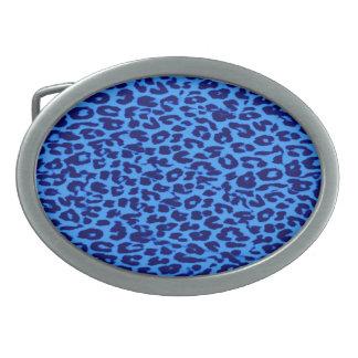 Struktur för päls för blåttmönsterleopard
