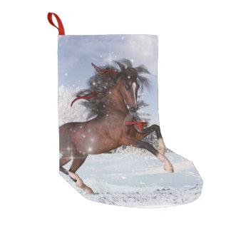Strumpa för julhelgdaghäst