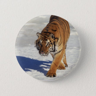 Stryka omkring tigern standard knapp rund 5.7 cm