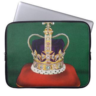 Sts Edward krona, Coronationkrona av England Laptop Sleeve
