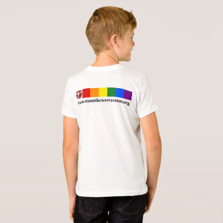 Sts Matthew pojke pride T Shirts