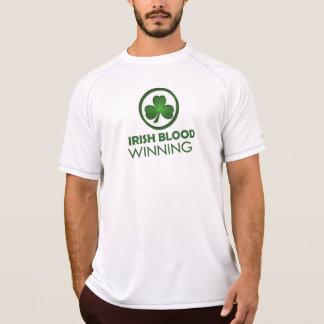 Sts Patrick dag. Irländsk Shamrock T Shirt