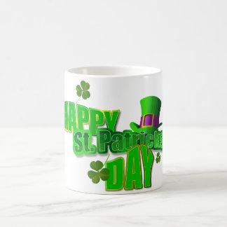 Sts Patrick dag Kaffemugg