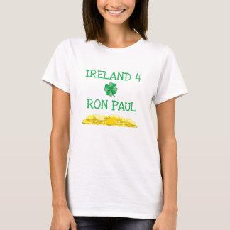 Sts Patrick dagflickor 4 RON PAUL Tee