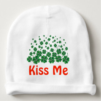 Sts Patrick dagpersonligen kysser mig shamrocks