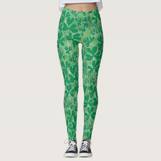 Sts Patrick dagShamrocks Leggings