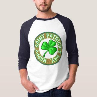Sts Patrick dagskjortor T-shirts