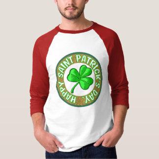 Sts Patrick dagskjortor T Shirts