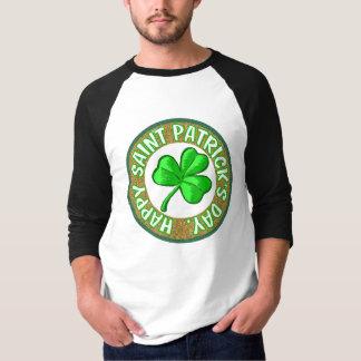 Sts Patrick dagskjortor Tee