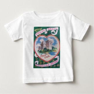 Sts Patrick för vintageBlarneyslott kort för Tshirts