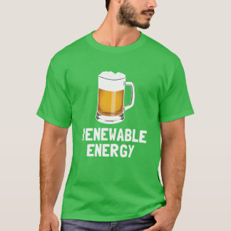 Sts Patrick förnybar energiöl Tshirts