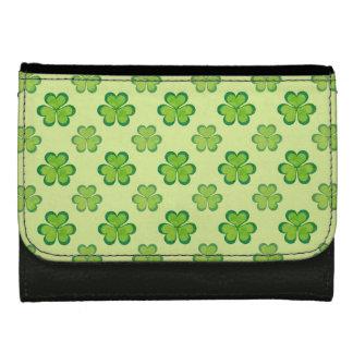 Sts Patrick klöver för Shamrocks för daggrönt