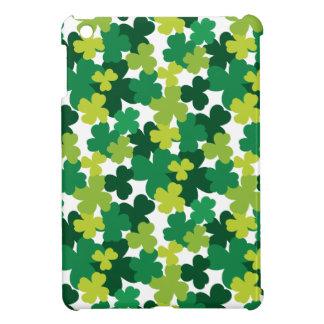Sts Patrick mönster för dagShamrock iPad Mini Fodral