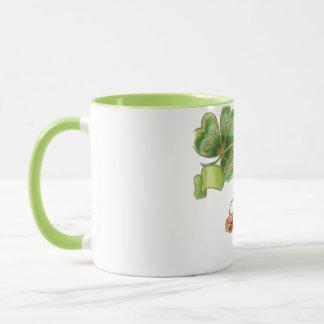 Sts Patrick mugg för dagkaffe