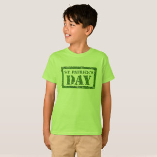 Sts Patrick skjorta för dagfrimärke T Tröjor